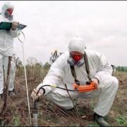 Экологические анализы, замеры и отбор проб фото