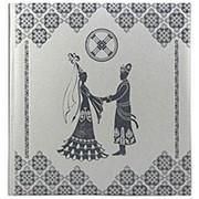 Фотоальбом свадебный с казахским орнаментом фото