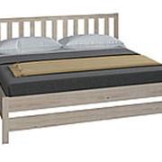 Двуспальная кровать Боровичи Массив фото