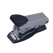 Степлер металлический Buromax 12 л. (скобы №10) черный (BM.4151-01) фото
