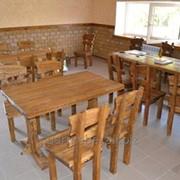 Стол под старину Суар Мебель 016 фото