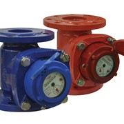Счетчик воды турбинный (для учета холодной воды) — ОХТА Т 100 Х фото
