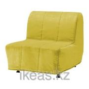 Кресло-кровать, Хенон желтый ЛИКСЕЛЕ фото