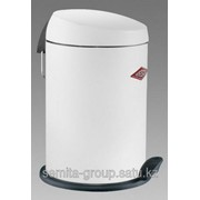Wesco Мусорный контейнер с педалью (14 л), белый 121212-01 Белый фото