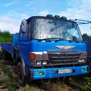 Грузовик HINO FR PROFIA 15т кузов 9х2. 4 м, в Уфе фото