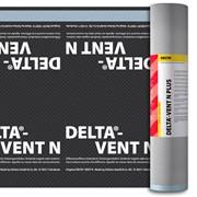 Мембрана гидроизоляционная Delta-Vent N Plus (1.5х50 м) фото