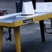 Стол универсальный температурный Ж7-УТС для охлаждения карамельной массы и поддерживания ее температуры в пределах 50-60 градусов фото