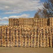 Поддоны деревянные 1200х800, 1200х1000, 1300х1100, и др. размеры фото