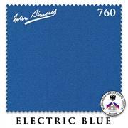 Сукно Iwan Simonis 760 195см Electric Blue фото