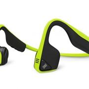 Наушники костной проводимости AfterShokz Trekz Titanium (зеленые) фото