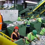 Переработка промышленных отходов фото