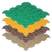 Модульный массажный коврик ОРТО «Шишки», мягкие фото