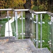 Изготовление и монтаж ограждений балконов фото