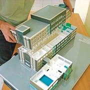 Изготовление макетов зданий, архитектурных форм, конструкций любой сложности в любом масштабе фото