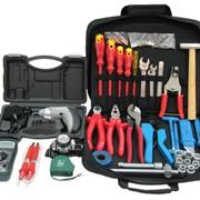 Инструменты для электромонтажных работ фото