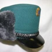 Шапка зимняя ДВС фото