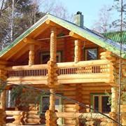 Дома деревянные, Краматорск фото