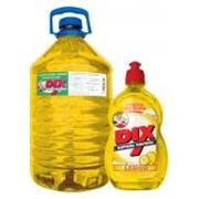 Средство моющее жидкое для мытья посуды ТМ DIX фото
