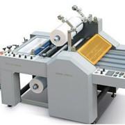 Полуавтоматический промышленный ламинатор SFML-520B фото
