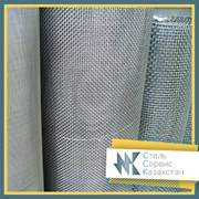 Сетка тканая оцинкованная 4x4x0.9 ГОСТ 3826-82, сталь 3сп5, 10, 20 фото
