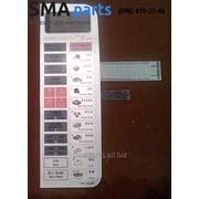 Клавиатура, сенсорная панель Panasonic NN-C781JFS фото