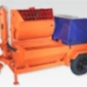 Агрегат штукатурно-смесительный АШС-2500 Строймаш фото