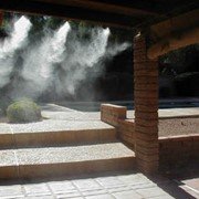 Туман форсунками высокого давления ТМ Вдох-Нова фото