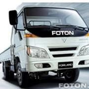 Грузовые автомобили Foton Forland фото