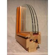 Изготовление деревянных окон фото