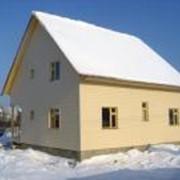 Реконструкция дачного деревянного дома фото