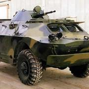 Ремонт разведывательно-десантной машины БРДМ-2 фото