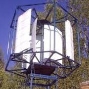 Ветрогенераторы вертикальные и горизонтальные АГВ280М4ОМ2 фото