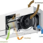 Приточная, вытяжная и приточно-вытяжная установка фото