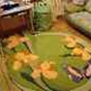 Производство шерстяных ковров по индивидуальному дизайну фото