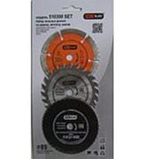 Набор пильных дисков по дереву 89 мм для 5103K ProRab фото