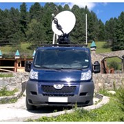 Мобильный спутниковый интернет VSAT фото