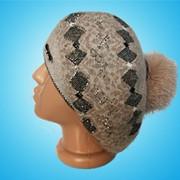 Шапки, Женские шапки Yuan meng оптом в Украине фото