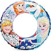 """Круг для плавания 51см """"Холодное сердце"""" Intex 56201 фото"""