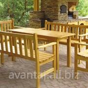 Садовая и дачная мебель фото