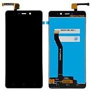 Дисплей в сборе с тачскрином для Xiaomi Redmi 4 Pro Черный фото
