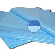 Простыня стерильная 70 х 140 см (ламинированый СПАНБОНД-40 г/м2) фото
