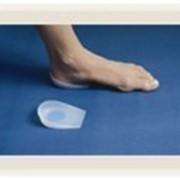 Стельки ортопедические, Силиконовая пяточная шпора фото