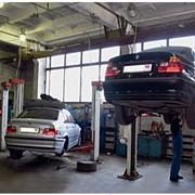Техническое обслуживание автомобилей фото