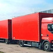 Пошив тентов на грузовые автомобили Алматы фото