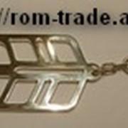 Брелки из серебра, золота на заказ фото