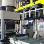 Пресс для производства гиперпрессованного кирпича фото