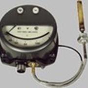 Термометры манометрические, конденсационные, показывающие сигнализирующие ТКП-160Сг-М2. фото