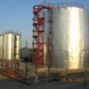 Резервуары РВС для хранения битума фото