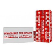 Экструдированный пенополистирол Техноплекс 1200х600х20 мм фото