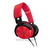 Наушники Philips SHL3000RD/00 Red фото